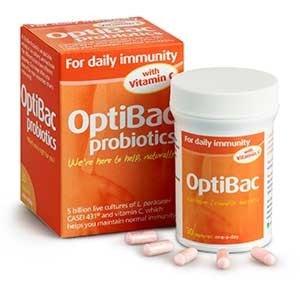 OptiBac 'For daily immunity' product image